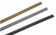 Junta de Dilatação 9mm x 4mm - Pacote com 50 barras de 2 metros branco