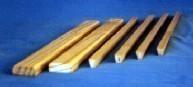 Ripa de Pinus 4,5 cm x 1cm /comprimento 1,5 mts.